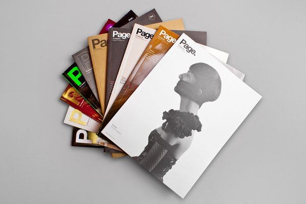 杂志封面设计素材
