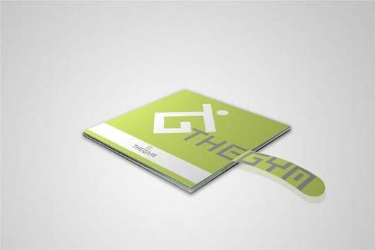 企业宣传册设计方案