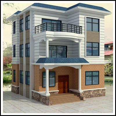 自建房设计
