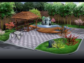 庭院景观设计方案