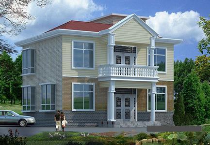 自建房私家别墅设计