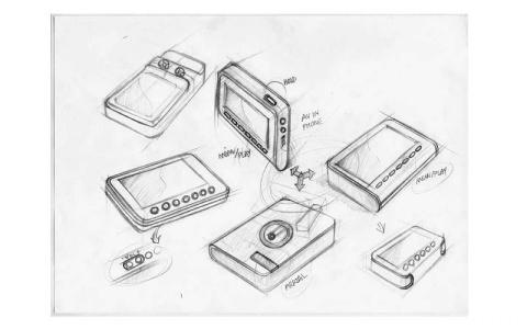 学习产品工业设计手绘的基础要点