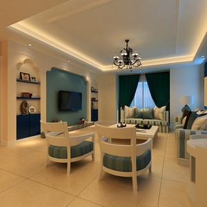 地中海私家高端别墅设计