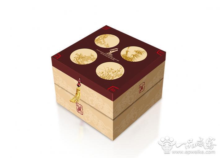 中秋节月饼包装设计的不能忽视的要点