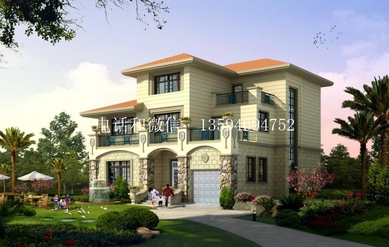 私人住宅新农村自建房设计