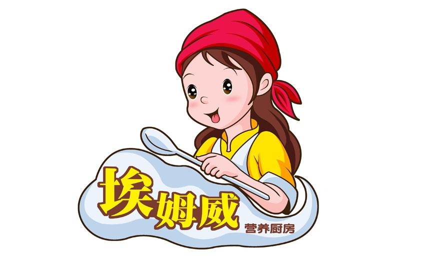 餐饮公司设计logo