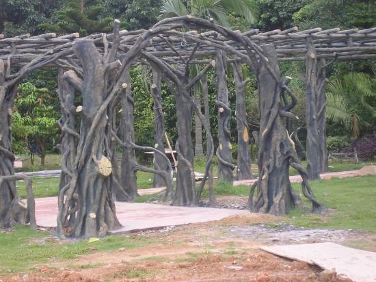 成都园林景观雕塑设计