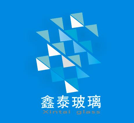 鑫泰玻璃科技公司logo设计