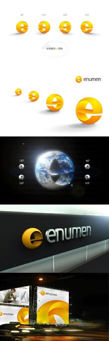 亿钮曼科技 VI设计
