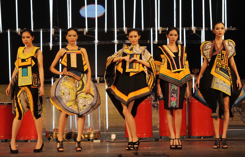 民族服饰图案设计