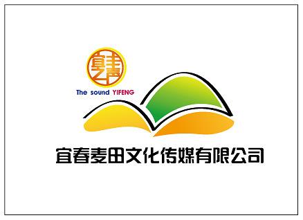 麦田文化传媒公司logo设计