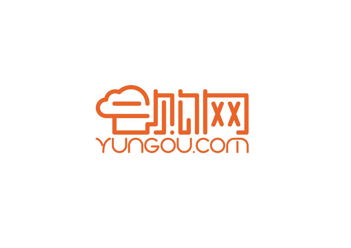 云购网logo设计