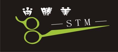 美发造型logo设计图片