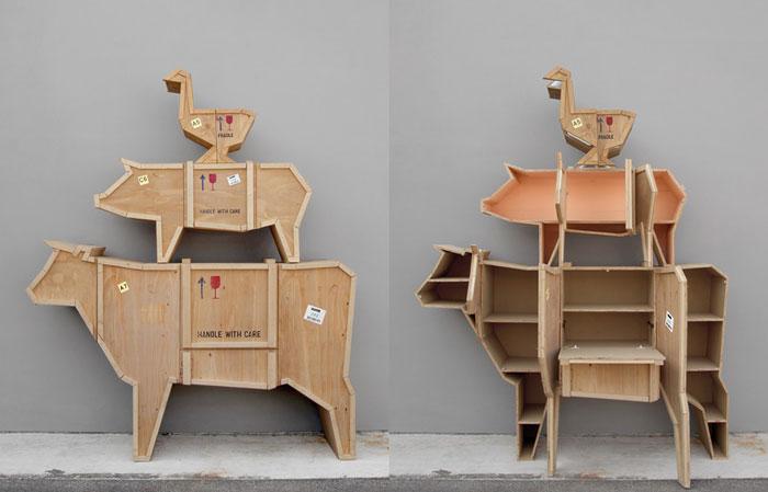 家具造型設計欣賞