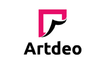 Artdeo艺术装饰logo
