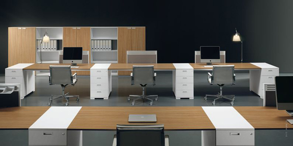 现代办公家具设计欣赏