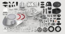 电动车结构设计