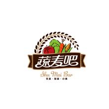 蔬麦吧 品牌logo设计