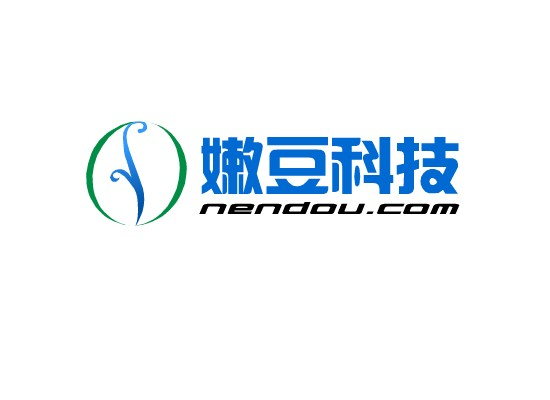 嫩豆科技logo设计