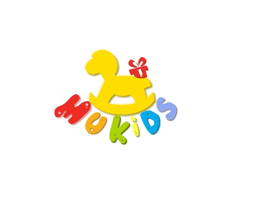 儿童品牌logo设计