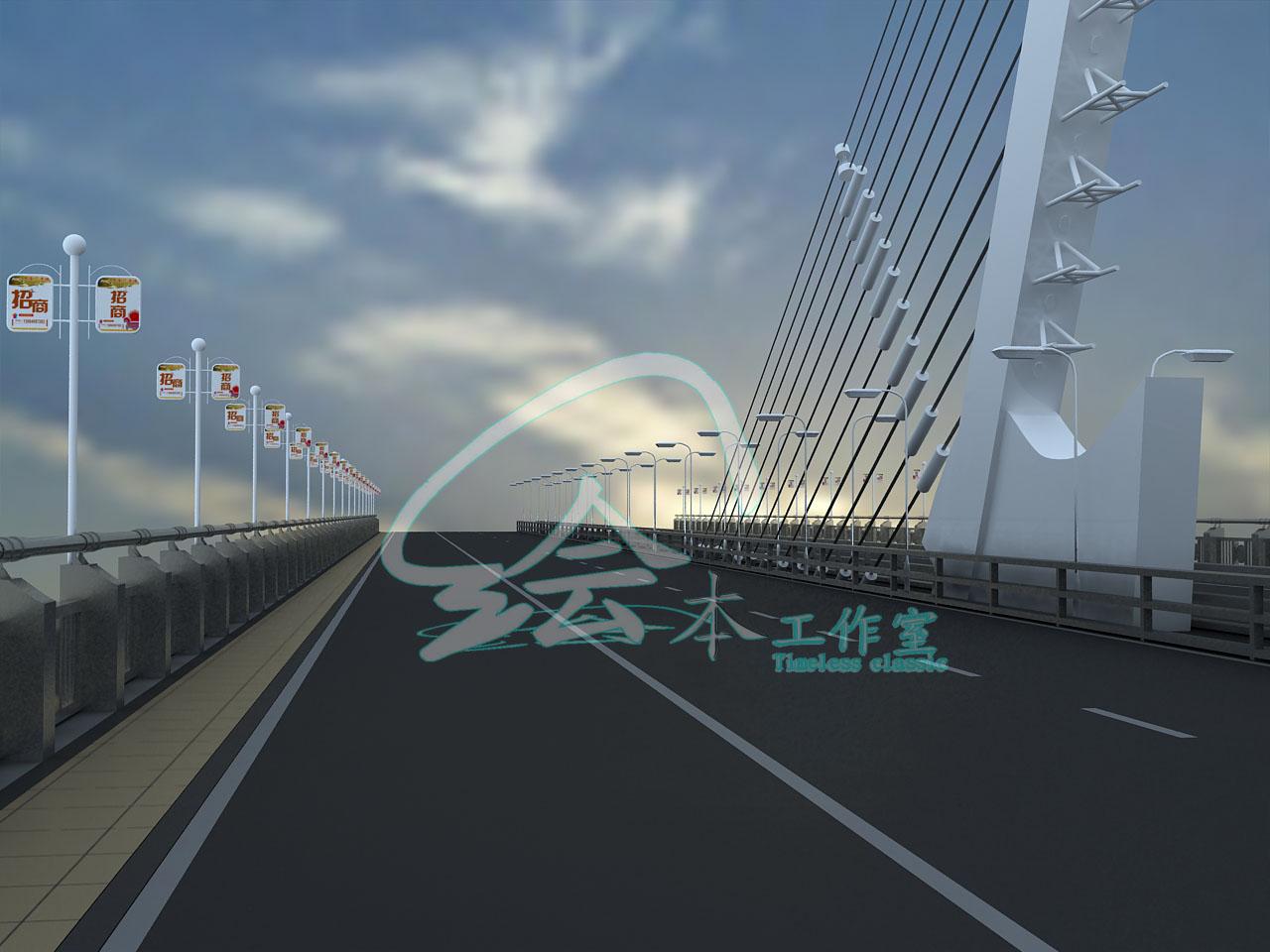 超简单手工小制作桥