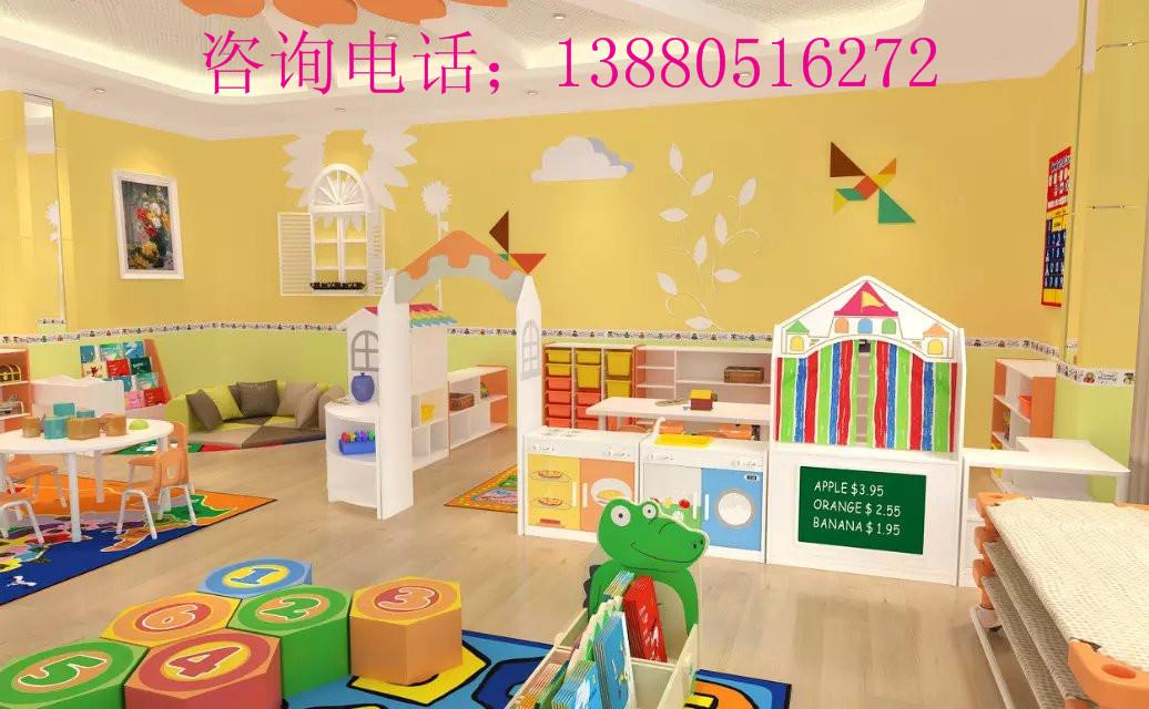 中心装修设计/幼儿园装修