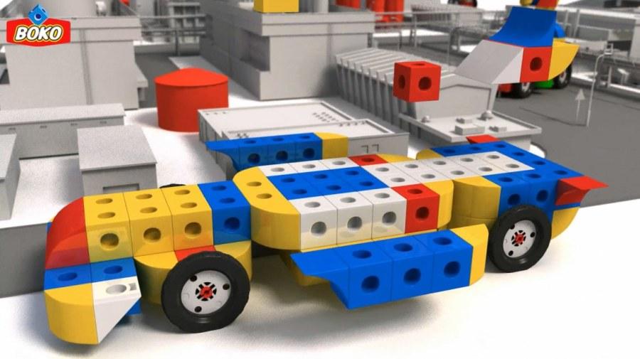 积木玩具创意宣传动画_巧鱼设计案例展示_一品威客网