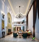 复式、别墅空间设计、施工
