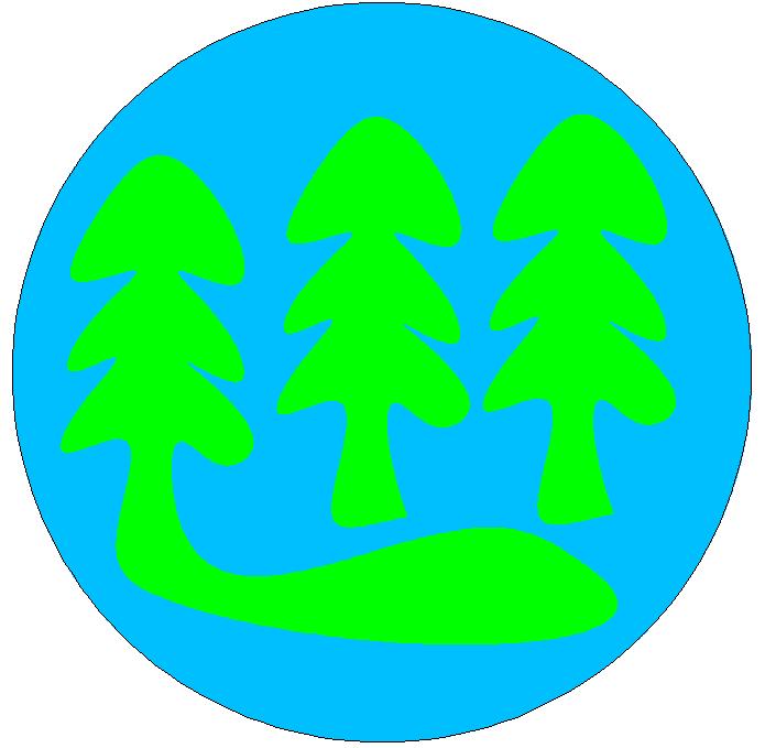 山林场logo设计