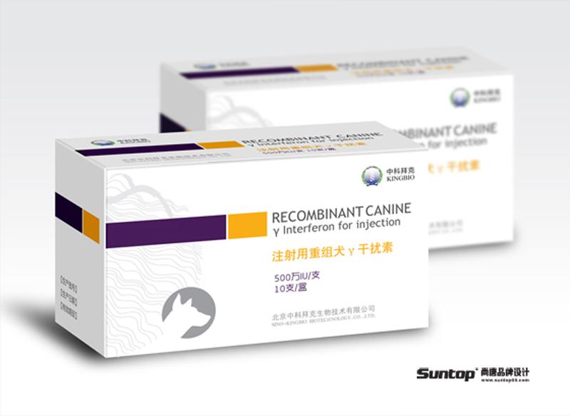 中秆拜克 宠物药品包装设计_尚唐品牌设计案例展示
