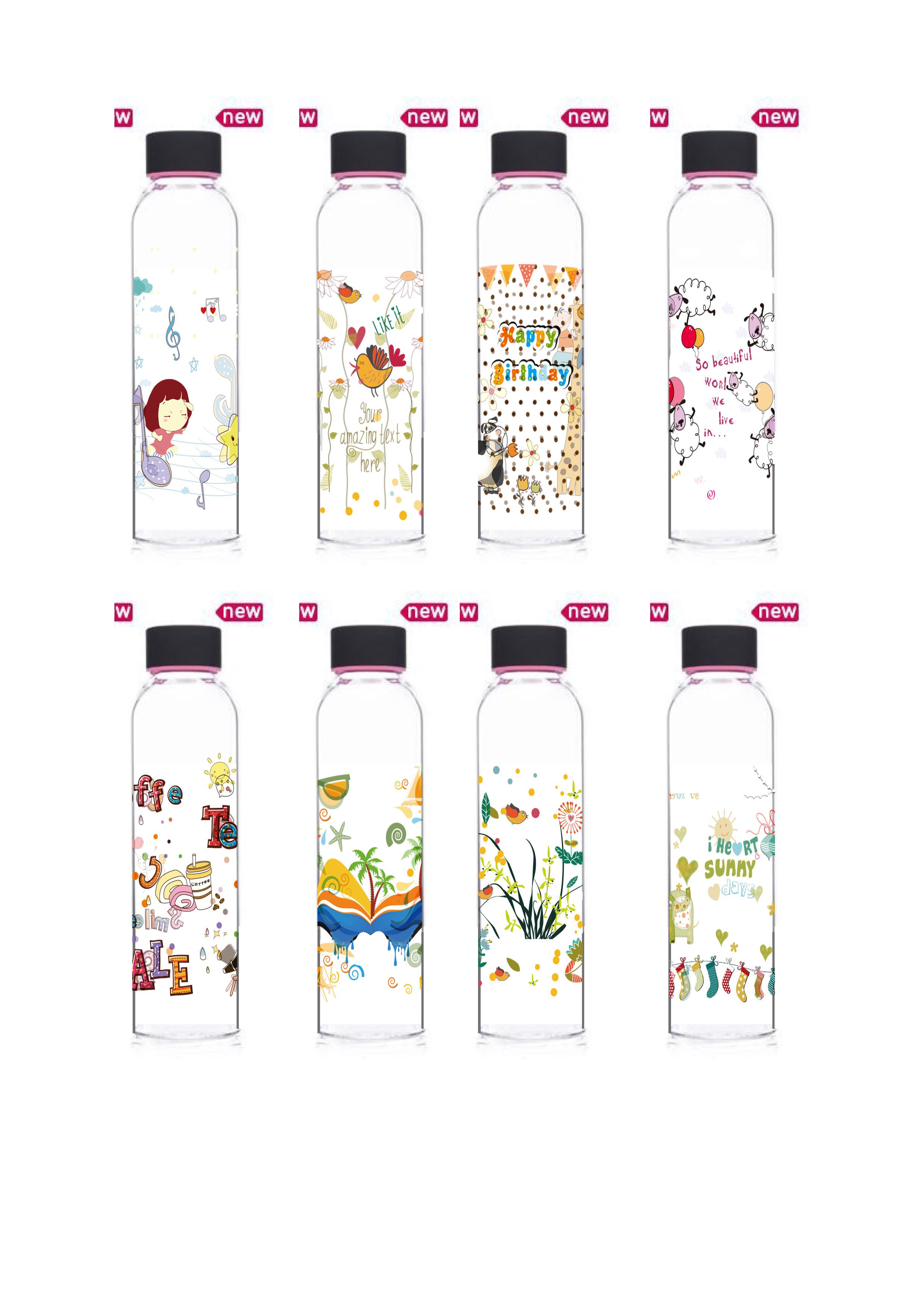 玻璃瓶印花设计_leeyup案例展示