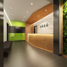 淮海路办公室设计