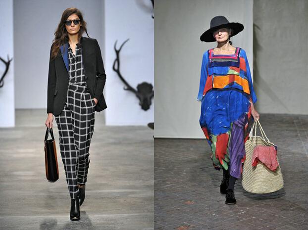 服装创意装饰图案设计的类型