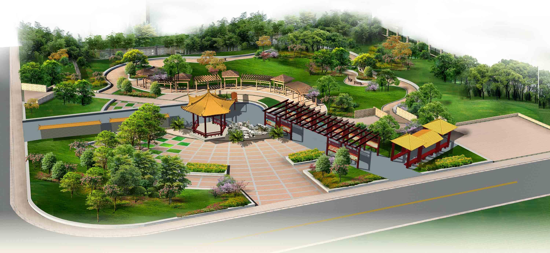 园林景观_臻尚建筑工程设计有限公司案例展示_一品