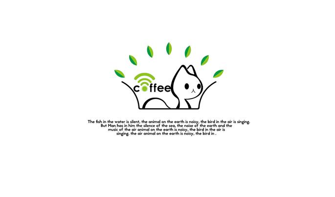 尚猫网咖logo设计