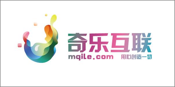 青岛奇乐互联信息科技有限公司logo设计