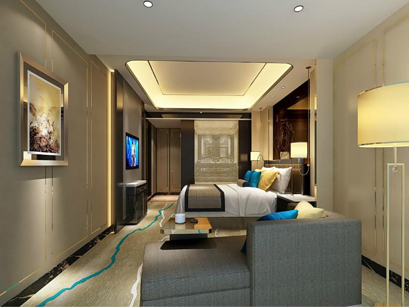 住宅空间_甲骨文室内创意设计工作室案例展示_一品图片