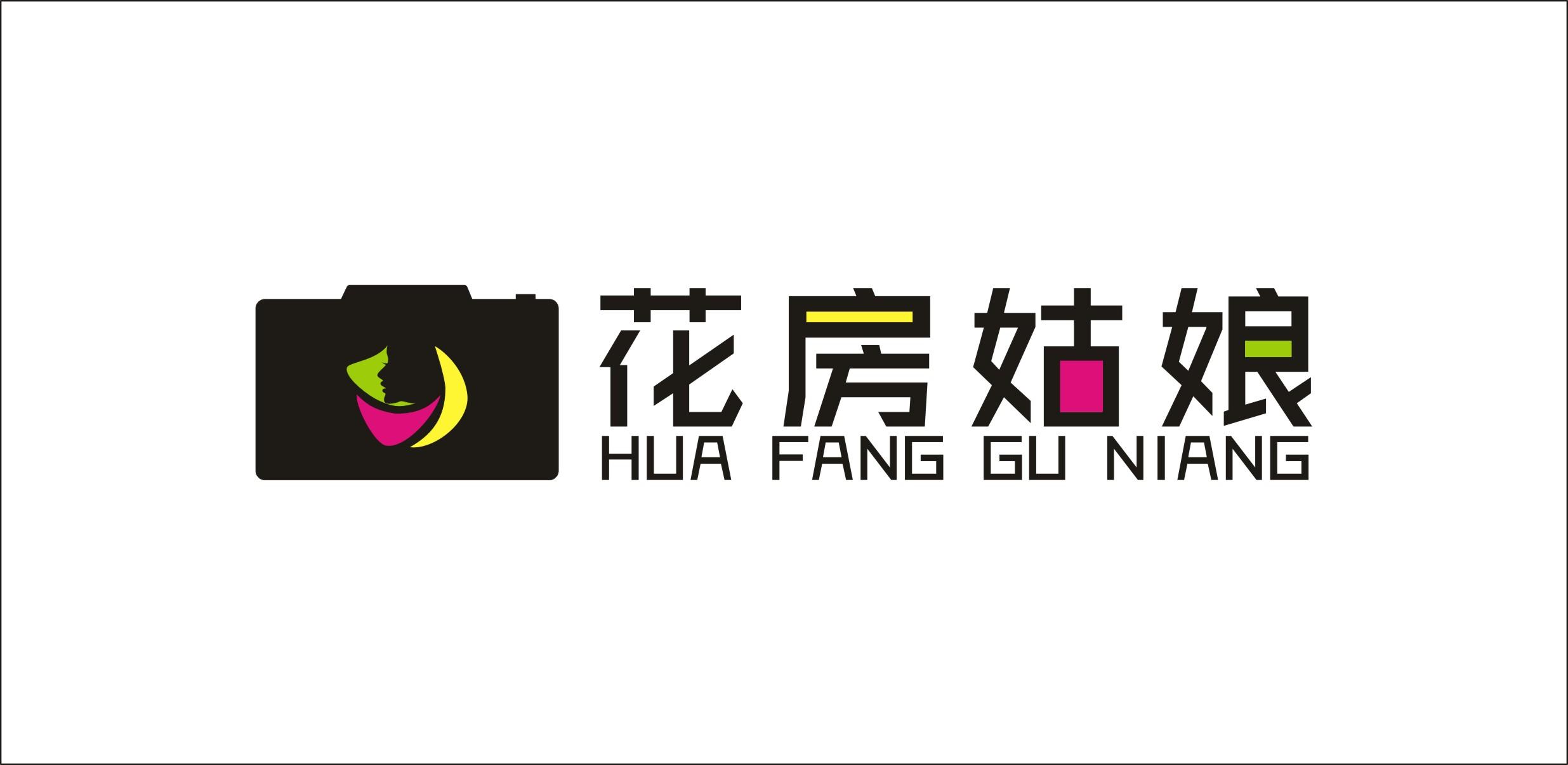 一个摄影写真工作室的logo设计