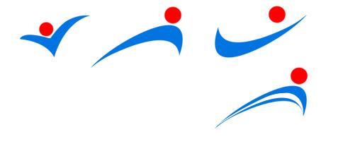 运动童装的logo设计