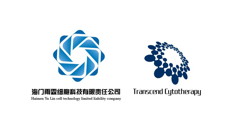 生物科技公司logo设计及简单应用