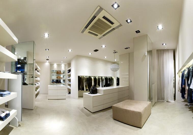 服装商铺装修设计的主要内容