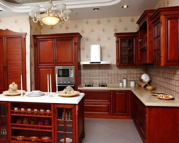 家居定制橱柜设计的重要细节