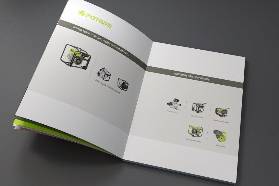 产品品牌宣传册设计制作要素