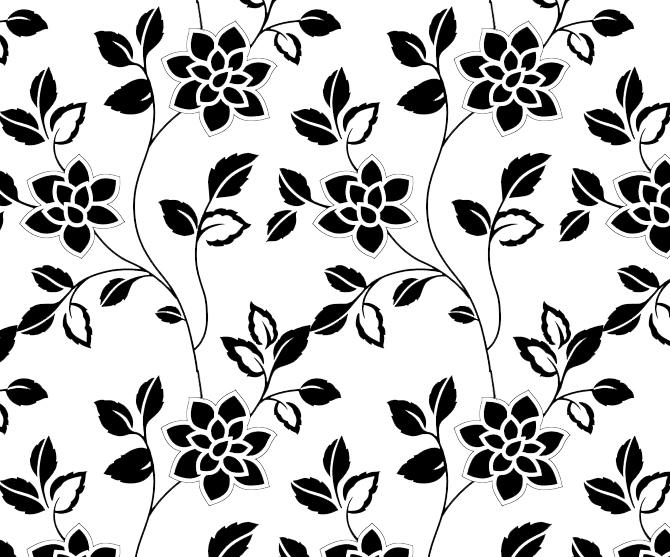 如在设计服装布料时,应采用无方向性的单位纹样,否则,衣服上的花纹