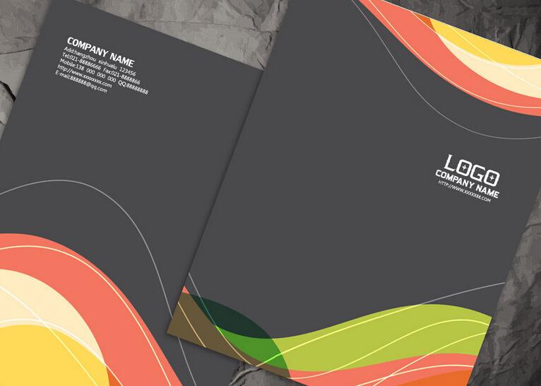 好的画册封面宣传单设计能吸引住读者眼球