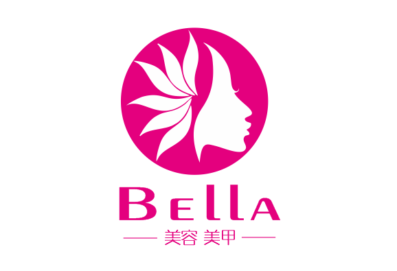 美甲美容logo