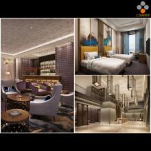 威客服务:[48871] 酒店空间设计