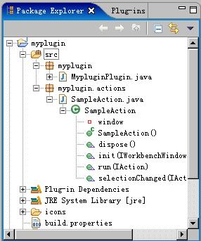 Eclipse天气插件开发案例欣赏1