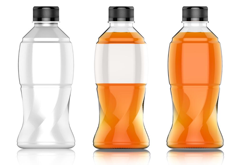 塑料瓶子设计图片