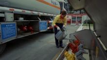 中国石油加油站流程